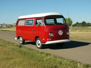 Wanted: Volkswagen Low Light bus or camper