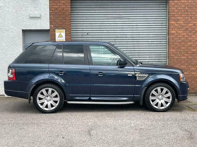 2013 Land Rover Range Rover Sport 3.0 SD V6 Autobiography Sport Fab Spec.