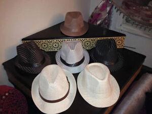 lot de chapeau neuf pour hommes