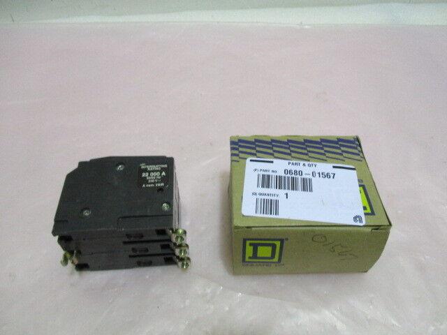 AMAT 0680-01567, Square D QOB330VH5237, 0008, Circuit Breaker. 419485