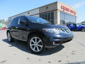 2012 Nissan Murano PLATINUM, NAV, ROOF, LEATHER, 72K!