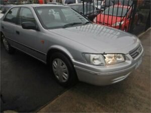 2002 Toyota Camry SXV20R (ii) CSi Silver 4 Speed Automatic Sedan Burwood Whitehorse Area Preview