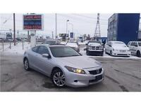HONDA ACCORD 2008 COUPE EX-L CUIR/TOIT OUVRANT/BAS MILLAGE !!
