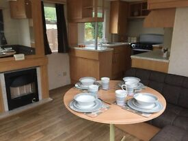 CHEAP 2 BEDROOM HOLIDAY HOME WITH SITE FEES