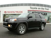 2013 Toyota 4Runner Upgrade Package, Leather v6 4x4