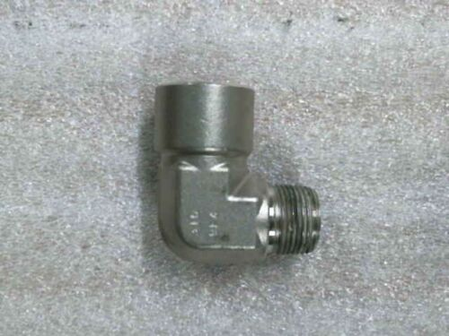 """Swagelok SS-12-SE 3/4"""" Stainless Steel Street Elbows - 60 day warranty"""