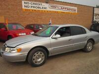 2002 LINCOLN SK CERTIFIED $4995 FINANCE IN-HOUSE 306-242-1777