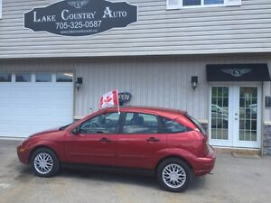 2003 Ford Focus ZX5-Leather, Sunroof, Heated Seats, Auto