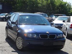2004 BMW 3 Series 320i