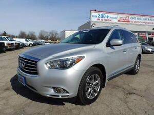 2013 Infiniti JX35 7 PASSENGERS ECO BACK UP CAMERA BLUETOOTH