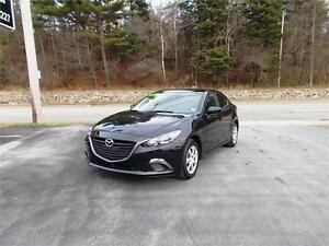 2015 MAZDA 3...LOADED!!! BLUETOOTH & LOW KMS!! APPLY TODAY!!
