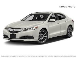 2016 Acura TLX All Wheel Drive with Technology Package!