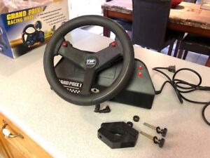 Grand Prix 1 Thrustmaster PC Steering Wheel