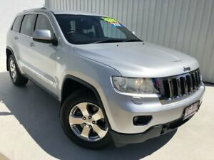 2011 Jeep Grand Cherokee WK MY2012 Laredo Silver 5 Speed Sports Automatic Wagon Mundingburra Townsville City Preview