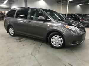 TOYOTA SIENNA LE 2013 / CAMERA / DEMARREUR / 8 PASSAGERS!!