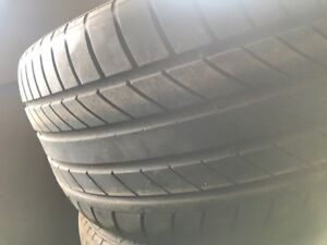 275/40r20, 106y, Summer (3 only),Continental 4X4 SPORT CONTACT