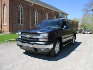 2005 Chevrolet Avalanche LT - SUPER CLEAN + CERTIFIED + 4X4