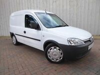 Vauxhall Combo 1.7 CDTI 1700 16v Van ....1 Owner From New....Genuine Low Low Miles....No Vat
