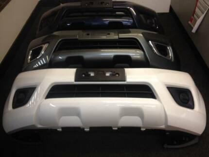 Nissan Navara D23 Np300 Front Bumper Painted New Toowoomba Toowoomba City Preview
