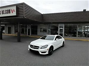 2014 Mercedes-Benz CLS63 AMG S-Model AWD