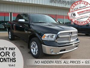 2016 Ram 1500 LARAMIE, SAVE $15,180, ONLY 1,120KMS