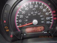 Suzuki Alto SZ 5 door hatcback 13937 miles blue fmdsh