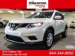 2015 Nissan Rogue S, AWD, Remote Starter, Roof Rack, Power Windo