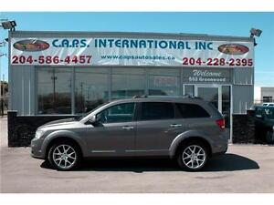 2013 Dodge Journey R/T AWD LOADED!!