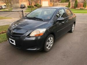2008 Toyota Yaris reliable winter car super gas saver fully load
