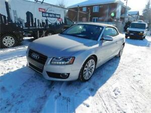 AUDI A5 2.0T QUATTRO PREMIUM PLUS CONVERTIBLE 2011 (AUTOMATIQUE)