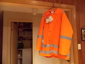 Construction Winter Coat