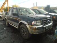 breaking for spares ford ranger 2004 2.5 td