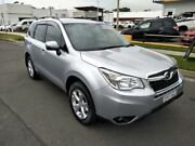 2014 Subaru Forester MY13 2.5I-L Silver Continuous Variable Wagon Sutherland Sutherland Area Preview