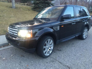 2007 Range Rover Sport SUPERCHARGED $599 monthly!!