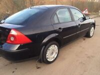 TOWBAY FORD MONDEO 54REG 5DR FULL YEAR MOT EXCELLENT CONDITION