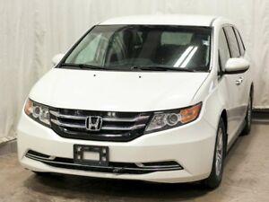 2015 Honda Odyssey EX RES 8-Passenger Van w/ Rear DVD, Bluetooth