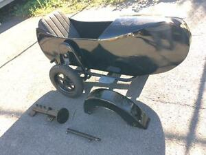 SIDE CAR PROJET POUR MOTO SCOOTER $1000 OBO