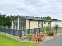 Luxury Holiday Lodge Home for Sale at The Famous Warren Holiday Park in Abersoch