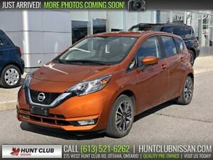 2017 Nissan Versa Note SL | Navi, Htd Seats, Bluetooth