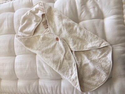 100% Organic Certified Cotton Baby Swaddling Blanket Swaddle Best for