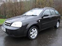 Chevrolet Lacetti SX SW Estate PETROL MANUAL 2005/05