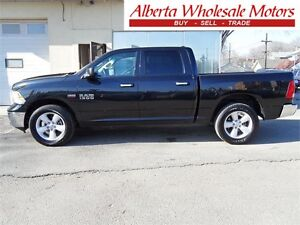2016 RAM 1500 SLT CREW CAB 4X4 WE FINANCE ALL EASY FINANCING