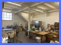 E3| BOW |Creative MAKERS Space| Warehouse| Commercial Workspace |Programmer/Robotics/Agency Workshop