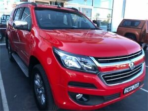 2017 Holden Trailblazer RG MY18 LTZ Red Sports Automatic Wagon Lansvale Liverpool Area Preview
