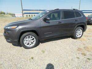 ** BRAND NEW 2017 JEEP CHEROKEE NORTH* 0% FINANCING AVAILABLE!!