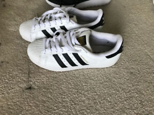 Fairly used adidas superstar for sale