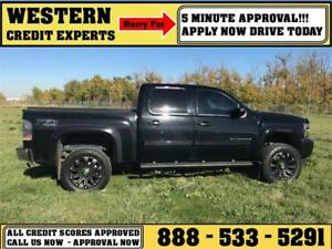 2013 Chevrolet Silverado 1500 LTZ Z71 Lifted ~ Custom ~ $293 B/W