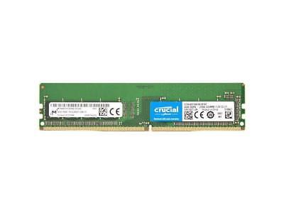 Crucial 4Gb Ddr4 2400 Mt S  Pc4 19200  Sr X8 Dimm 288 Pin   Ct4g4dfs824a
