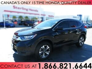 2017 Honda CR-V LX AWD | TINT | LOW KM'S | 1 OWNER