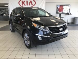 2014 Kia Sportage SX AWD 2.0L TURBO *PUSH BUTTON START/HEATED CL